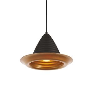 Contemporary Simple Pendant Light Lapel Cuspidal Hat Stoving Varnish Pendant Light Bedroom Living Room Light