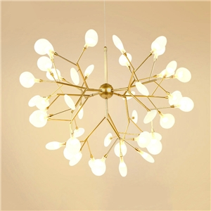 Firefly Pendant Liight Contemporary LED Chandelier Tree Branch Shape Living Room Bedroom Study Light