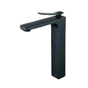 Oil Rubbed Bronze Bathroom Faucet Modern Black Basin Tap