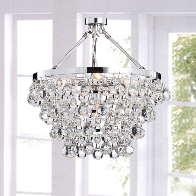 Dining Room Chandeliers Traditional Crystals: Pendant Lights