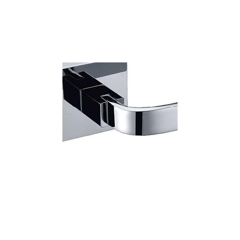 Bathroom Robe Hooks Modern Slat Toilet Tissue Paper