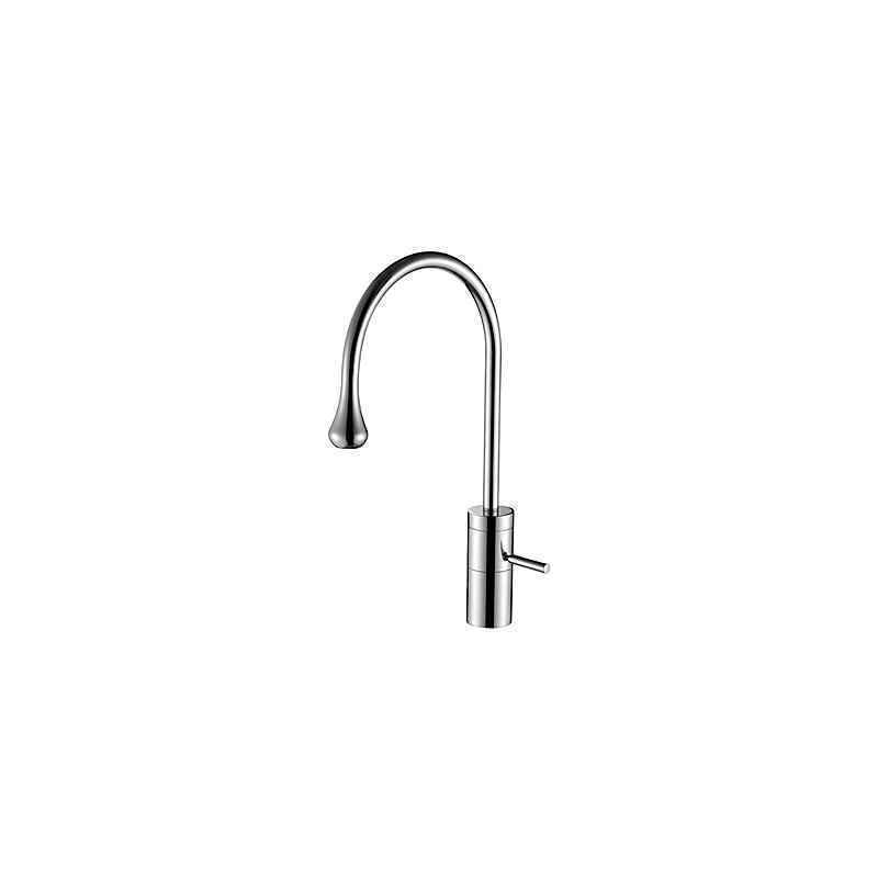 Faucets Bathroom Sink Faucets Chrome Finish Solid Brass Bathroom Sink Faucet