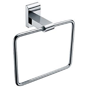 Chrome Towel Ring  (0640)