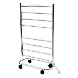 Contemporary Stainless Steel Ti-PVD Finish Towel Warmer 90w