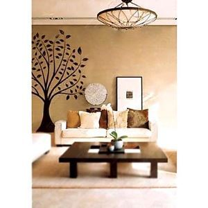 Flower Wall Sticker (0752 -SC003)