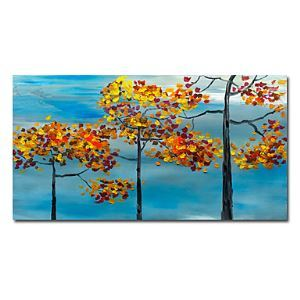 """Hand-painted Landscape Oil Painting with Stretched Frame 20"""" x 24"""""""