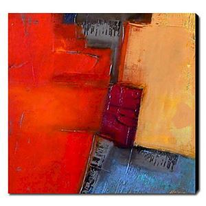 Hand-painted Oil Painting Abstract 1210-AB0010