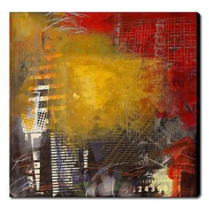 Hand-painted Oil Painting Abstract 1210-AB0026
