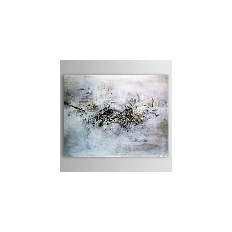 Hand Painted Oil Painting Abstract Landscape