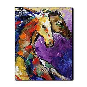 Hand Painted Oil Painting Animal 1211-AN0036