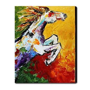 Hand Painted Oil Painting Animal 1211-AN0037