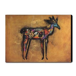 Hand Painted Oil Painting Animal 1211-AN0039