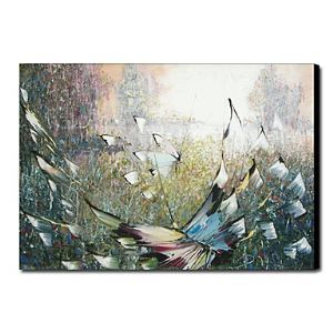 Hand Painted Oil Painting Animal 1211-AN0048