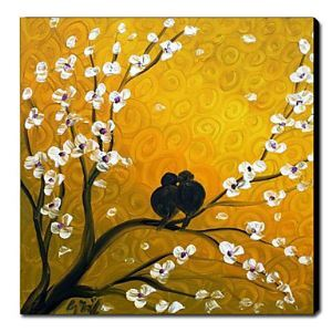 Hand Painted Oil Painting Animal 1211-AN0057