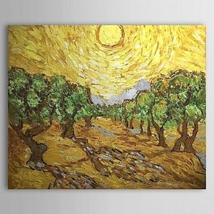 Hand-painted Oil Painting by Van Gogh without Frame
