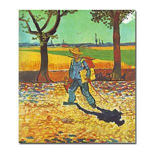 Hand-painted Oil Painting by Vincent Van Gogh without Frame