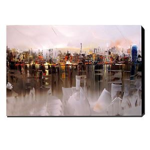 Hand Painted Oil Painting Landscape 1211-LS0083