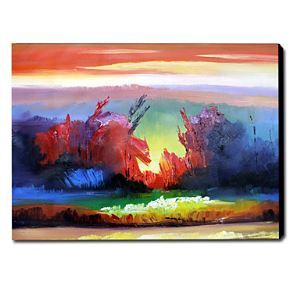 Hand Painted Oil Painting Landscape 1211-LS0095