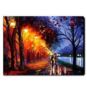 Hand Painted Oil Painting Landscape 1211-LS0223