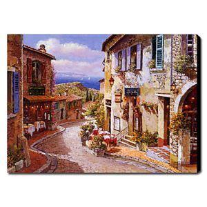 Hand Painted Oil Painting Landscape Venice 1211-LS0177