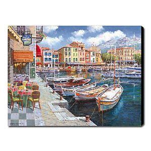 Hand Painted Oil Painting Landscape Venice 1211-LS0184