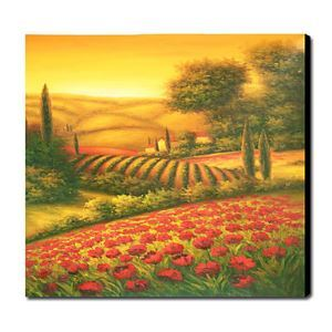 Hand-painted Oil Painting Landscape