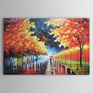 Hand Painted Oil Painting Landscape