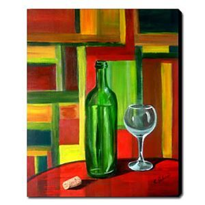 Hand Painted Oil Painting Still Life 1211-SL0022
