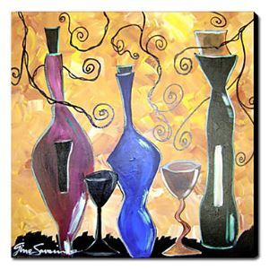 Hand Painted Oil Painting Still Life 1211-SL0024