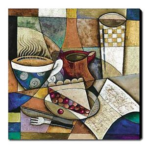 Hand Painted Oil Painting Still Life 1211-SL0036