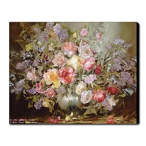 Hand-painted Oil Painting Still Life Landscape