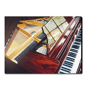Hand Painted Oil Painting Still Life Musical Instrument1212-SL0047