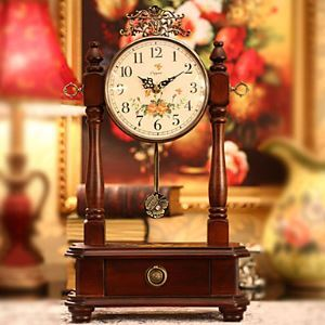 High-Grade Antique Inspired Table Clock