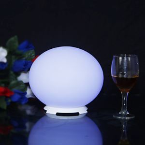 LED Light in Ball Shape