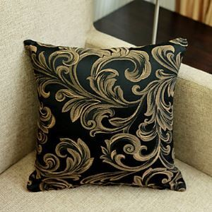 Modern Floral Decorative Pillow Cover ZS066