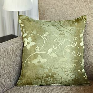 Modern Floral Decorative Pillow Cases ZS091