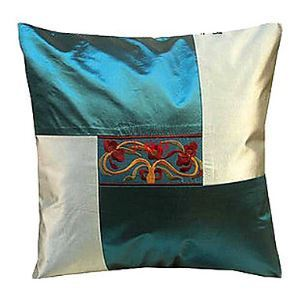 Modern Patchwork Decorative Pillow Cover