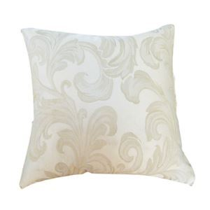 Modern Style Floral Decorative Pillow Cover ZS033