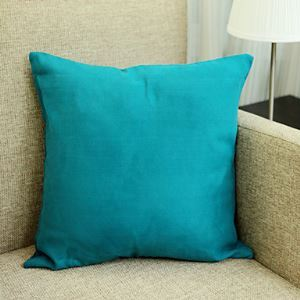Modern Style Solid Decorative Pillow Cover Zs067