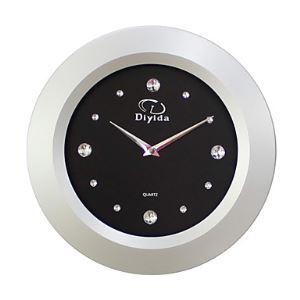 "Modern Wall Clock 11.5"""
