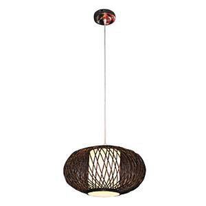 Rustic Candle Feature Nature Inspired  Glass  Pendant Light Living Room Bedroom  Dining Room Lighting Ideas