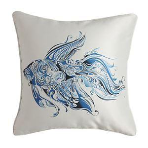 Nautical Series Print Decorative Pillow Cases