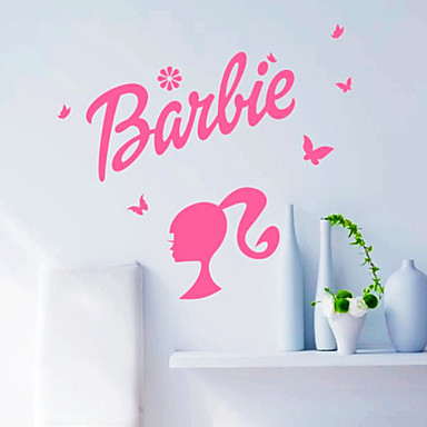 barbie stickers for walls - photo #33