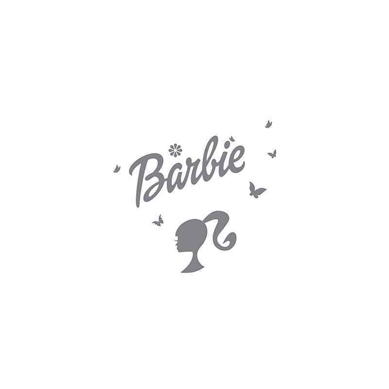 Home Decor Wall Art Wall Stickers Nursery Barbie