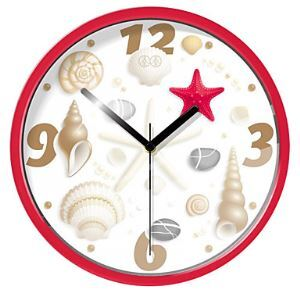 Ocean Secret Metal Wall Clock