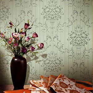 Retro Damask Non-woven Wall Paper 1301-0013