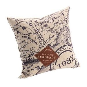 Retro French Decorative Pillow Cover