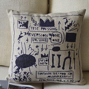 Cartoon Cotton Decorative Pillow Cases