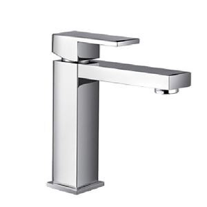 Single Handle Chrome Centerset Bathroom Sink Faucet 1018-LK-3005