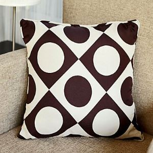 Stylish Geometric Decorative Pillow Cover